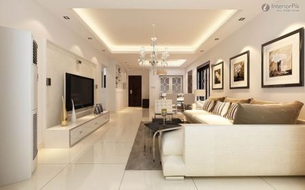 Modern and Contemporary Ceiling Design for Home Interior 47