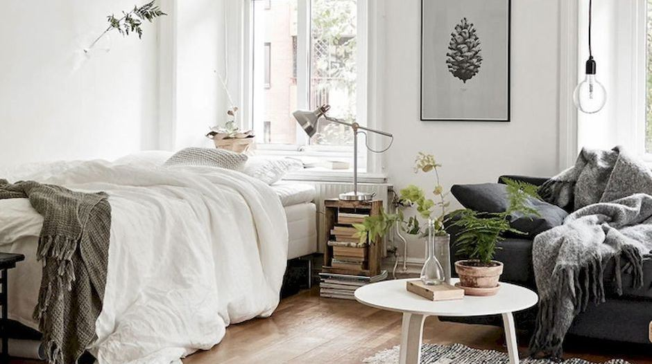 90 Tips How to Make Simple Apartment Decorations On Budget 80