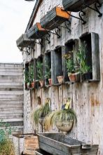 50 Rustic Backyard Garden Decorations 57