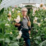Beauty Flower Farm Which Will Make You Want to Have It 24