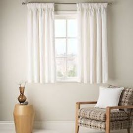 Beauty and Elegant White Curtain for Bedroom and Living Room 19