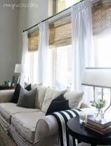 Beauty and Elegant White Curtain for Bedroom and Living Room 23