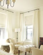 Beauty and Elegant White Curtain for Bedroom and Living Room 51