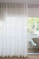 Beauty and Elegant White Curtain for Bedroom and Living Room 66