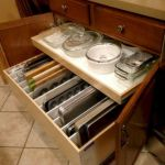 Brilliant House Organizations and Storage Hacks Ideas 40