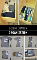 Brilliant House Organizations and Storage Hacks Ideas 45
