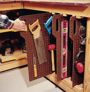 Brilliant House Organizations and Storage Hacks Ideas 54