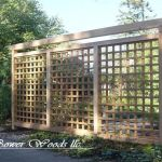 Cool Privacy Fence Wooden Design for Backyard 21