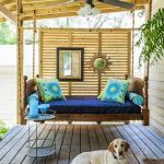 Cool Privacy Fence Wooden Design for Backyard 53