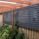 Cool Privacy Fence Wooden Design for Backyard 81
