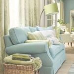 Cozy and Colorful Pastel Living Room Interior Style 29