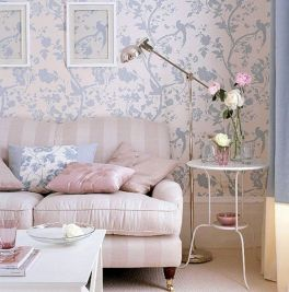 Cozy and Colorful Pastel Living Room Interior Style 40