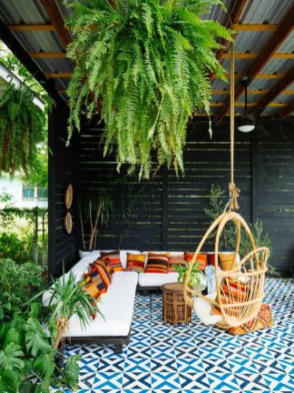 Modern Bohemian Home Decorations and Setup 27