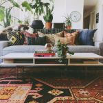 Modern Bohemian Home Decorations and Setup 31