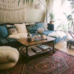 Modern Bohemian Home Decorations and Setup 9