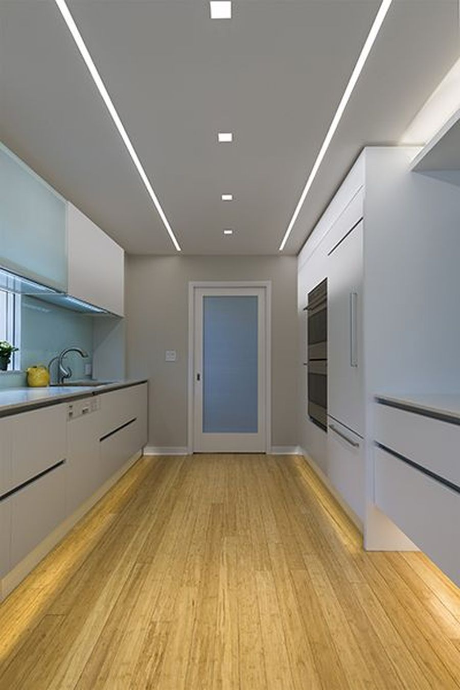Modern Contemporary Led Strip Ceiling Light Design 18