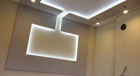 Modern Contemporary Led Strip Ceiling Light Design 39