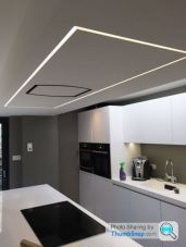 Modern Contemporary Led Strip Ceiling Light Design 41