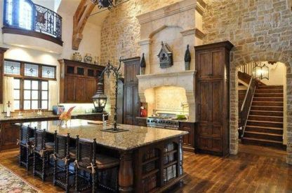 Rustic Italian Tuscan Style for Interior Decorations 5