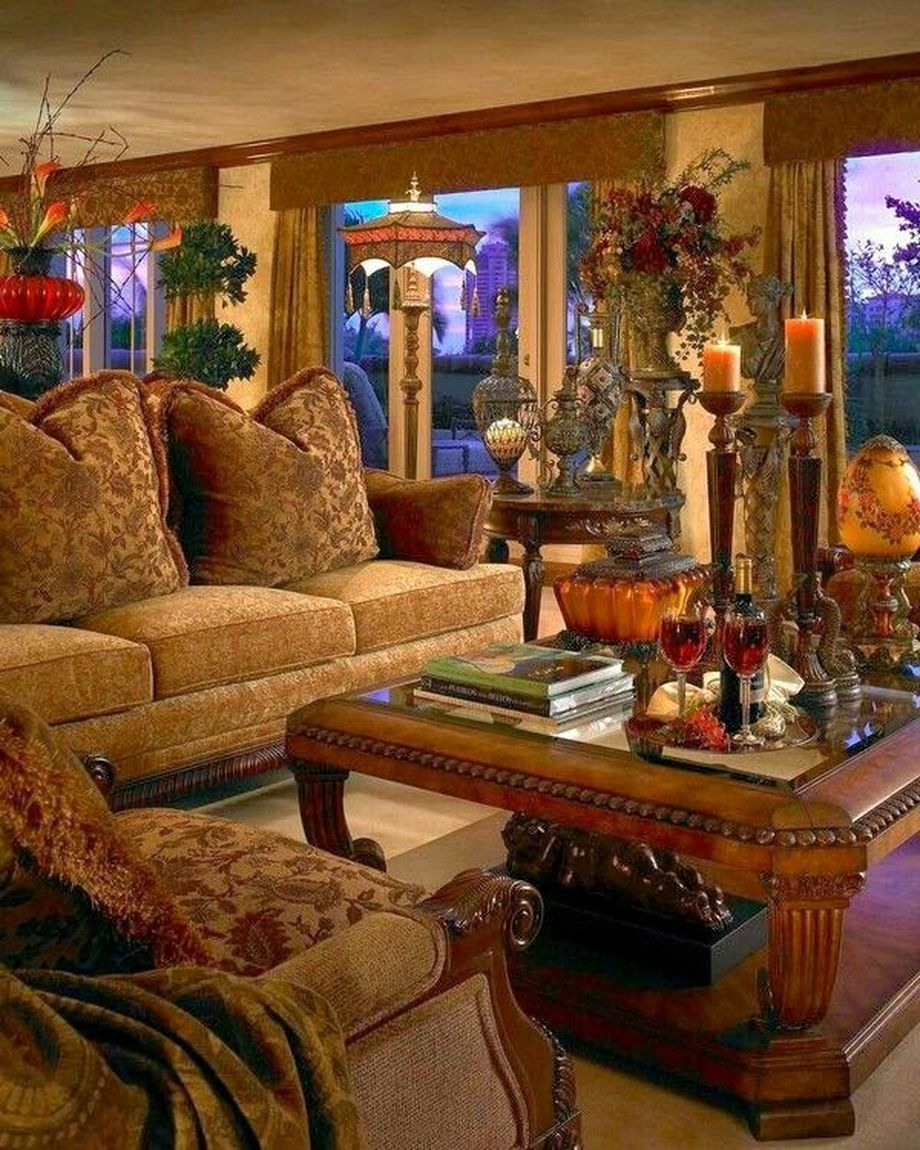 Rustic Italian Tuscan Style For Interior Decorations 58