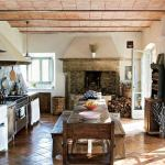 Rustic Italian Tuscan Style for Interior Decorations