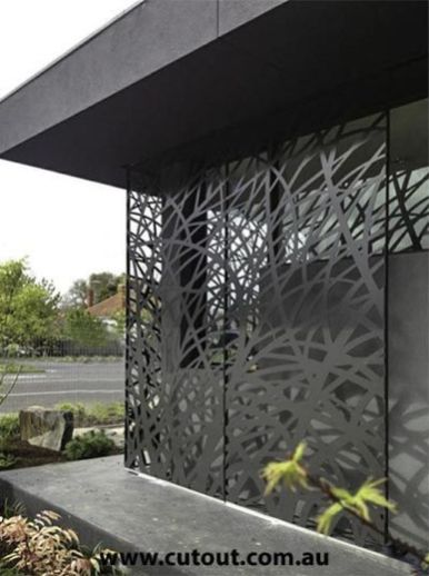 Stunning Privacy Screen Design for Your Home 27