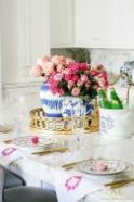 Spring Home Table Decorations Center Pieces 15