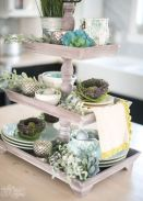 Spring Home Table Decorations Center Pieces 30