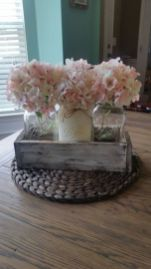 Spring Home Table Decorations Center Pieces 38