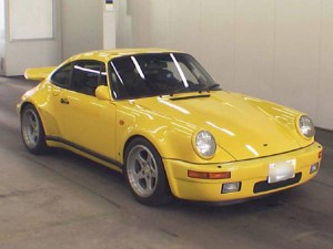 CTR Yellowbird front