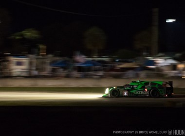Tequila Patrón Ligier Honda Takes Soaking Wet Second Consecutive Win at Sebring 12
