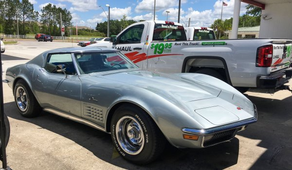 Early '70s Corvette Stingray