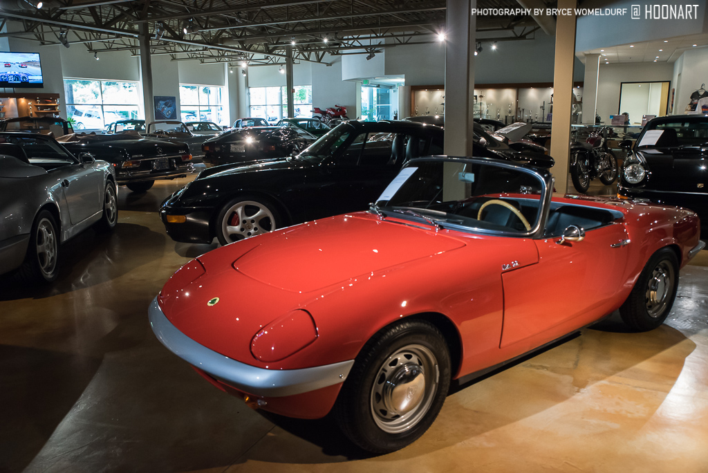 1965 Lotus Elan Series 2