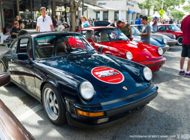 Das Renn Treffen 2018, <br />a celebration of Porsche