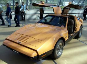 Let's open with a Bricklin SV-1