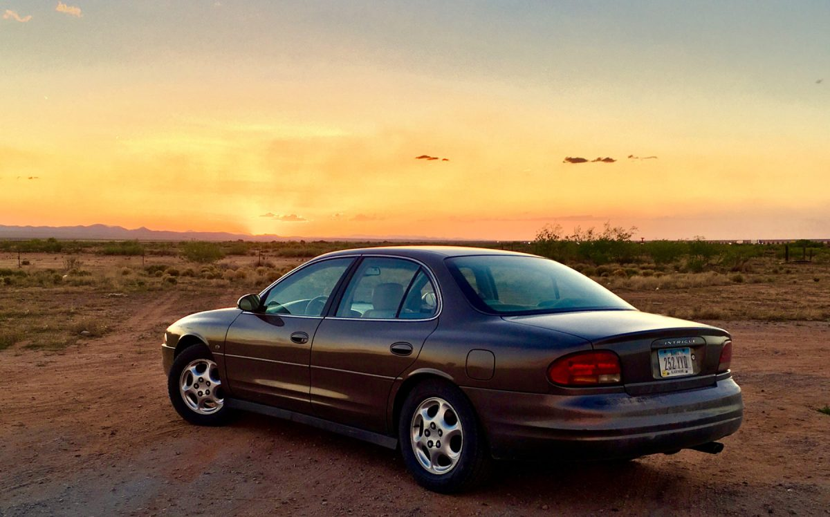 Inheriting The Past: Reflections From A Road Trip In My Grandparents' Oldsmobile
