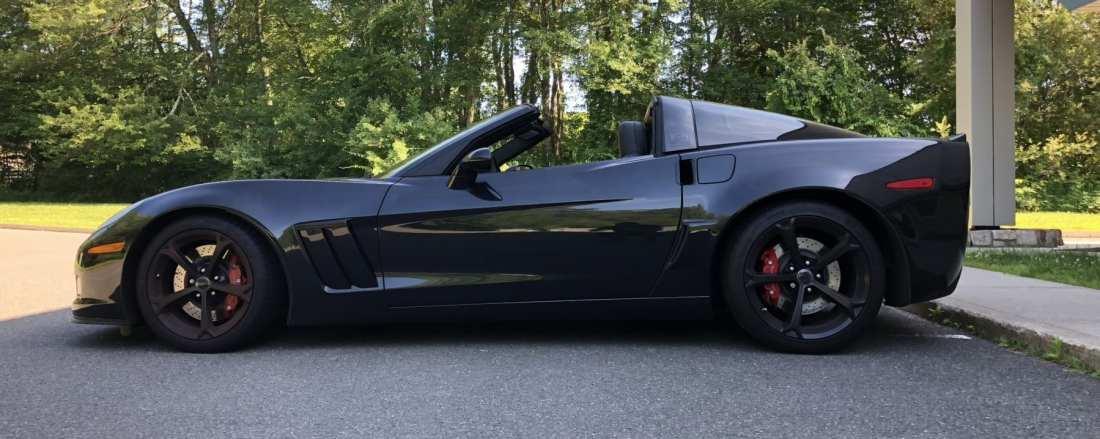 2012 Chevrolet C6 Corvette Grand Sport Centennial Edition