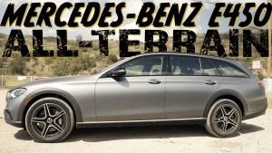 mercedes-benz e450 all-terrain wagon
