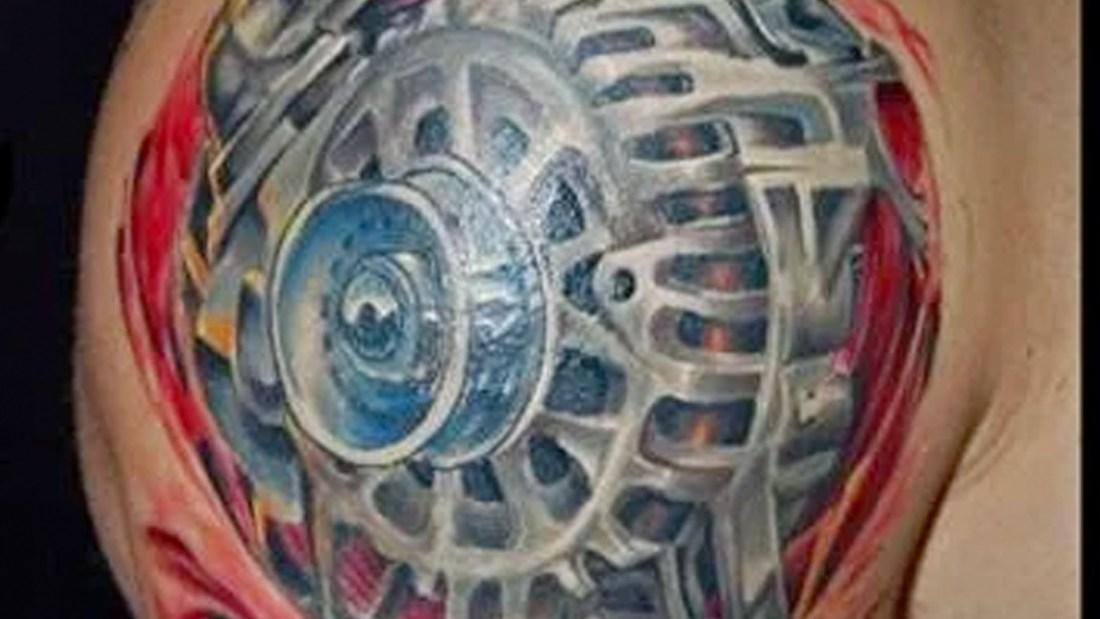 alternator turbo tattoo