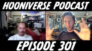 hooniverse podcast jeff glucker ron baugh