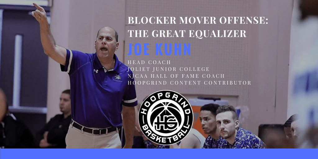 Blocker Mover Offense, The Great Equalizer:  Entries Into Blocker Mover