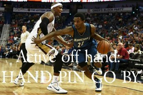 NBA Skills To Help You Get By Your Defender