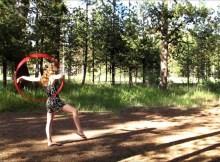 hula hoop dance