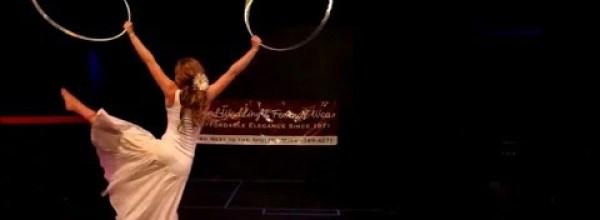 """Hula Hoop Dance Video: """"Leave My Body"""""""