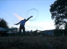 hula hoop dance video