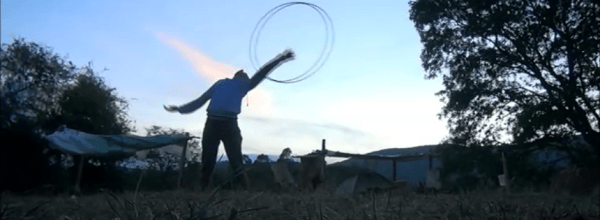 Hula Hoop Dance Video: A Dance For Krishna