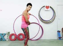 hula hoop tricks deanne love