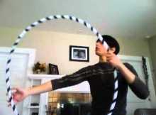 hula hoop tricks beginners