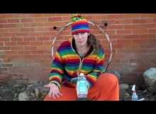 fire hooping rainbow michael how to hula hoop