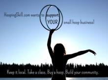 hula hoop business free marketing